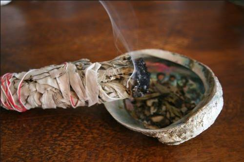 Smudging Workshop * February edition