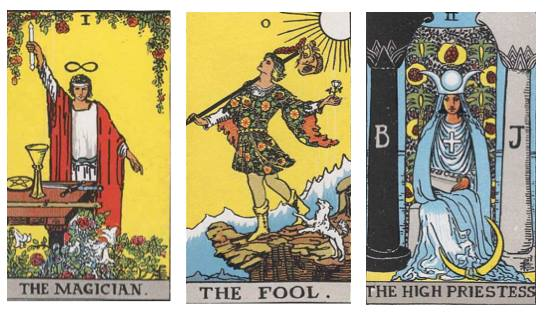 Tarot Readings with Betty * March edition